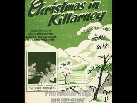 Dennis Day - Christmas in Killarney