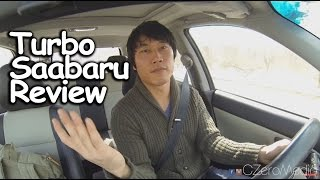 Why Saabaru? Saab Turbo 92X Review