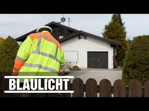 Polizei findet zwei Tote und eine Schwerverletzte - Gewaltverbrechen in Oberbayern