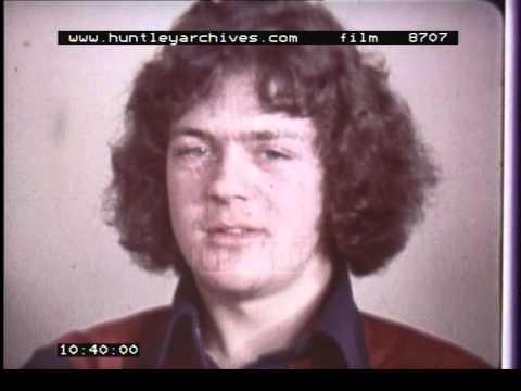 College life, 1970's - Film 8707