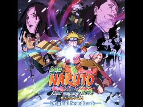 Naruto Movie OST Track 4 'Mou Dame da tteba yo'