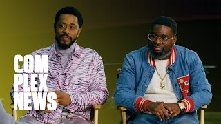 LaKeith Stanfield and Lil Rel Talk 'The Photograph,' Love, and Much More.