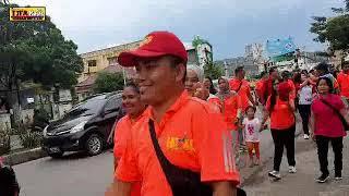VIDEO JALAN SANTAI MENYAMBUT HDKD TAHUN 2019