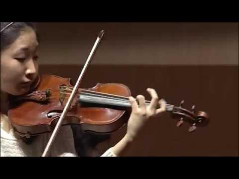 김지인_Violin_2013 JoongAng Music Concours