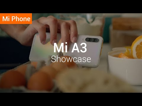 Video thumbnail for Xiaomi Mi A3 (64GB)