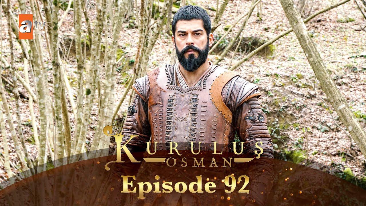 Download Kurulus Osman Urdu   Season 2 - Episode 92
