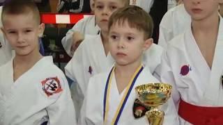 Международный турнир по спортивному каратэ Кубок Днепра-2017.Украина
