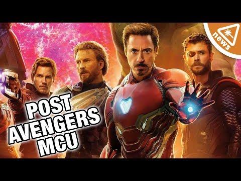 First Look at the Post-Avengers Infinity War MCU! (Nerdist News w/ Dan Casey)
