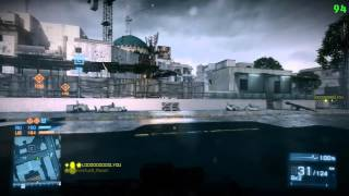 BF3   with LOOOOOOOOOLYOU VS Badboy4ever 81 XY Gamer1997 XY ArimaCCGsReaper