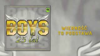 Boys - Wierność to podstawa (Official Audio) Disco Polo 2018