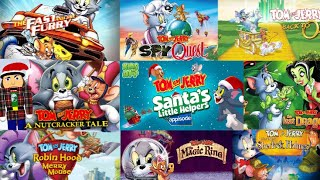 Tom And Jerry All Movies In Hindi List