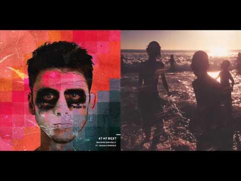 Machine Gun Kelly ft Hailee Steinfeld vs Linkin Park ft Kiiara  At My Best vs Heavy