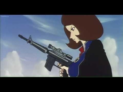 Lupin the Third: Pilot Film (CinemaScope)
