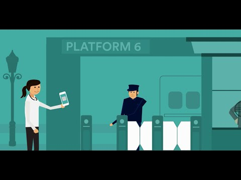 How to Use Mobile Tickets with Trainline