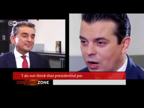 Macedonian Foreign Minister plays political limbo | Conflict Zone