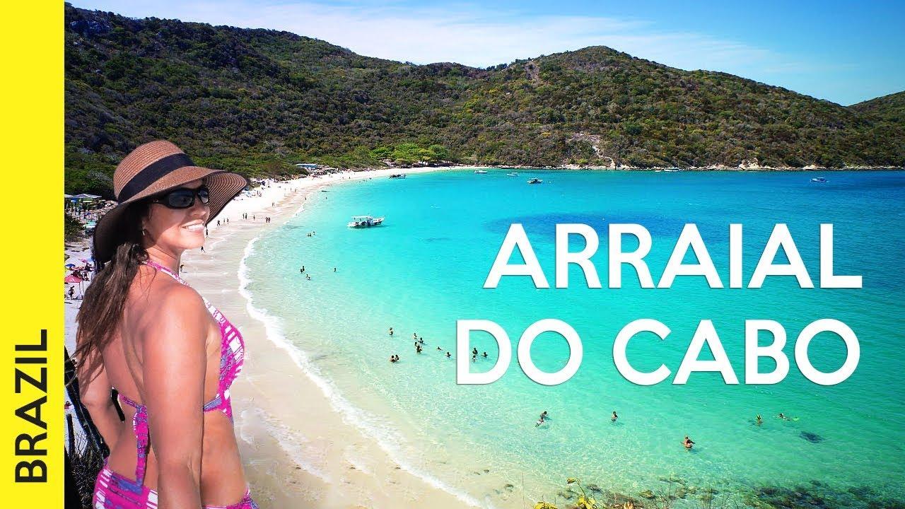 Arraial do Cabo Rio de Janeiro fonte: i.ytimg.com