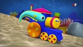 Download Video bob kereta Dunia Laut yang Indah lagu pendidikan Nursery Rhymes Bob Wonderful World Of The Sea MP3 3GP MP4
