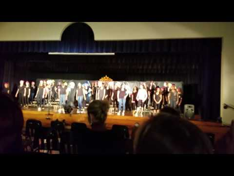 Labay Middle School Pop Show: At the Movies Part 2