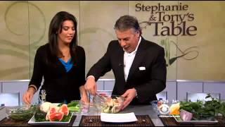 Stephanie & Tony's Table: A Winter Salad With Fennel