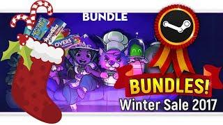 "🎁 BEST BUNDLE SALES ""Steam Winter Sale"" 2017"