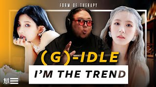 "Download Mp3 The Kulture Study:  G I-dle ""i'm The Trend"" Mv"