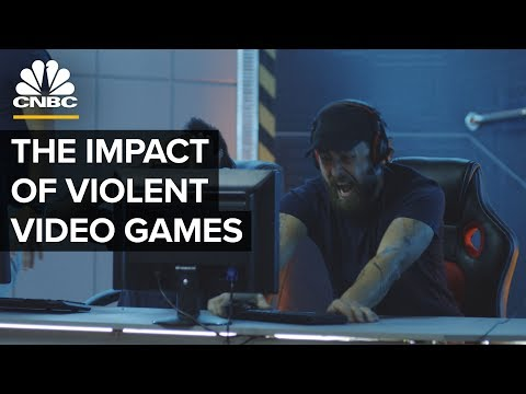 The Debate Behind Video Game Violence