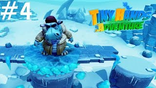 Tiny Hands Adventure (04) — Czwarty Boss