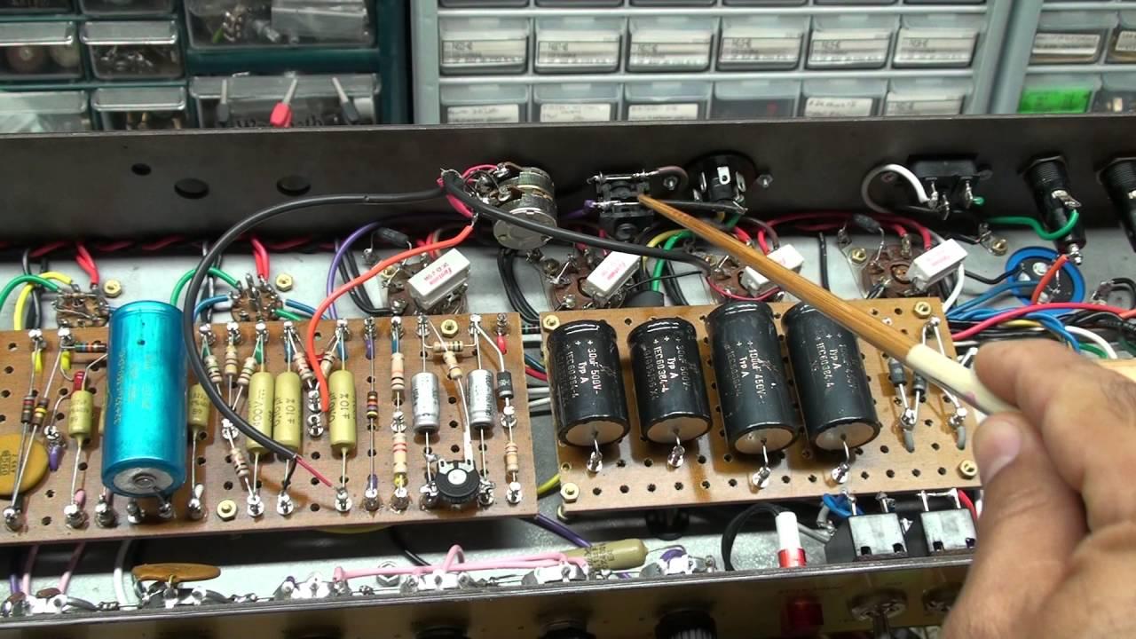 1967 marshall plexi youtubeinput jack wiring marshall plexi 21 [ 1280 x 720 Pixel ]