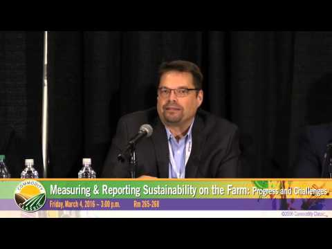 Measuring & Reporting Sustainability on the Farm