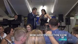 HAYAT TV: WOW HAYAT PRODUCTION SHOW - najava emisije za 27 10 2018