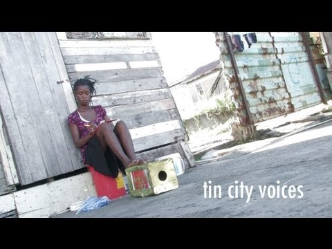 tin city voices