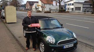 Marko aus Wesendorf findet Mini Cabrio Nr. 3