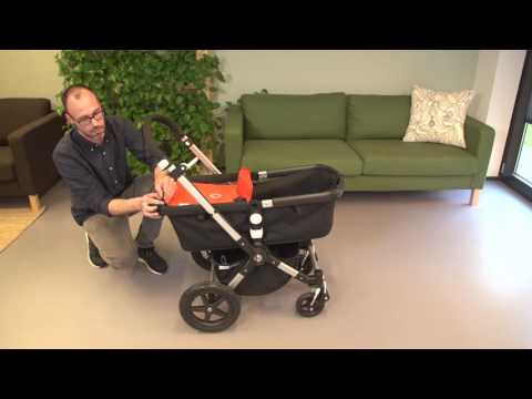 Bugaboo Cameleon³ Demo – Assembly With Bassinet