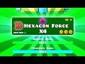 HEXAGON FORCE CON LA MÁXIMA VELOCIDAD DE GEOMETRY DASH 2 1 mp3