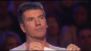 Video Andrew Archeos - Britains Got Talent 2009 Episode 1 - Saturday 11th April download MP3, 3GP, MP4, WEBM, AVI, FLV Juni 2018
