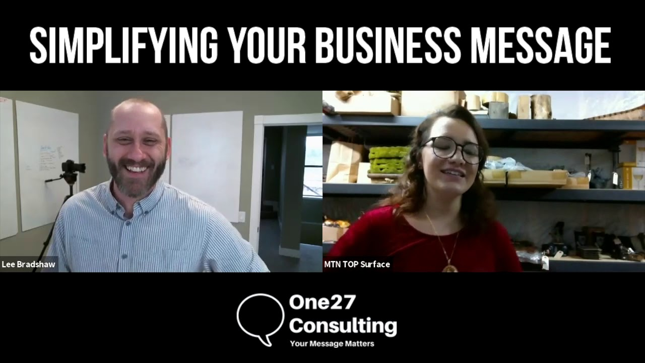 One27consulting - Client Interview with Ashley