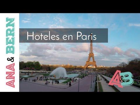 ¿Dónde Dormir En Paris? / Ana Y Bern