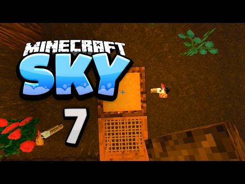 XXL Alle ROHSTOFFE! | Minecraft SKY [007] | Clym