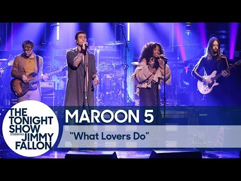 Maroon 5 ft. SZA: What Lovers Do Mp3