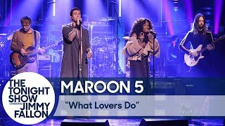 Download Lagu Maroon 5 ft. SZA: What Lovers Do Mp3