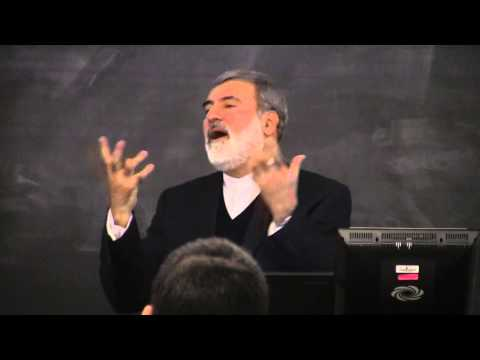 Dr. Mohsen Kadivar Talk on Theories of State in Shi'ite Law at Virginia Tech - Part 3