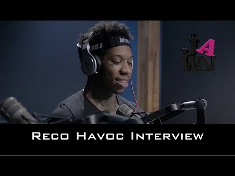 "RecoHavoc -  Talks deal with Atlantic Records, ""One Way Out"", Philly, and much more"