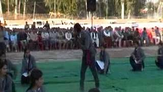 Kartar Public School presents NUKKAD NATAK AT KATHUA STADIUM ON SVEEP DEC 2014