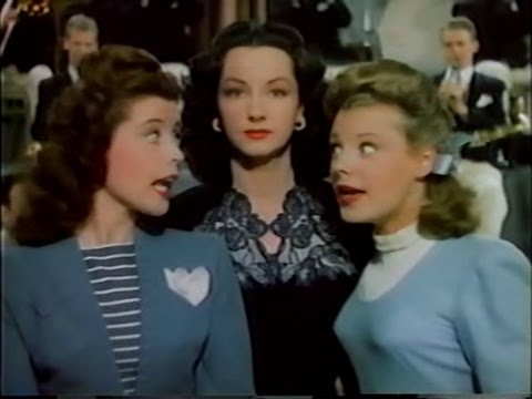 'In a Little Spanish Town'  Thousands Cheer  Virginia O'Brien, June Allyson, Gloria DeHaven