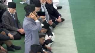 Friday Sermon: 16th January 2015 (Urdu)