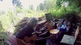 Smells Like Van Spirit - Christiaan Mauer (street musician from Groningen)