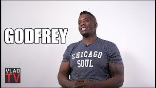Godfrey on Doing 'Soul Plane' with John Witherspoon, Advice He Got From John (Part 6)