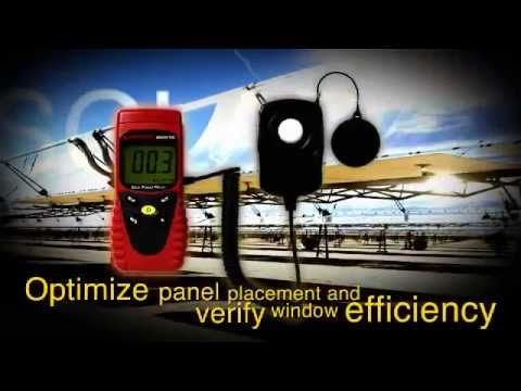 Amprobe Solar Energy Products