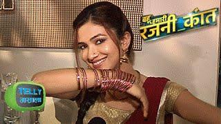 Rajni Turns Into A Glamorous Maid | Bahu Hamari Rajnikant | Life Ok | On Location