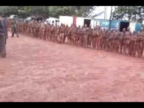 The Cameroon 🇨🇲 Bir training